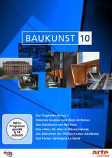 Baukunst, 1 DVD. Tl.10