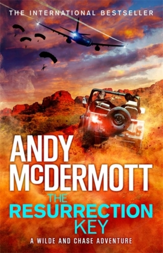 The Resurrection Key (Wilde/Chase 15) - Andy McDermott