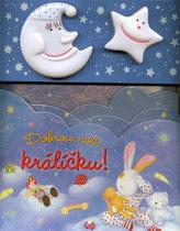 Dobrou noc, králíčku! - Knížka s lampičkou - 2. vydání
