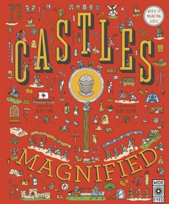 Castles Magnified - Long, David