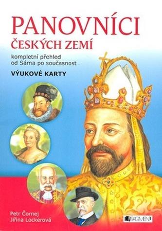 Panovníci českých zemí Výukové karty