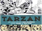 Tarzan: Die kompletten Russ Manning Strips. Bd.1