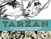 Tarzan: Die kompletten Russ Manning Strips. Bd.2