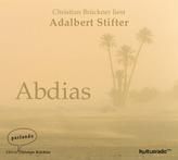 Abdias, 3 Audio-CDs