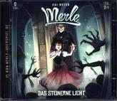 Merle - Das steinerne Licht, 2 Audio-CDs