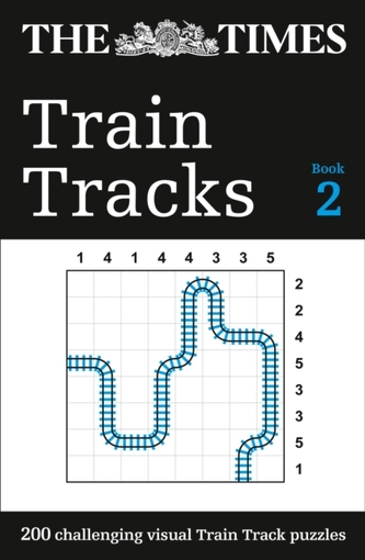 The Times Train Tracks Book 2 - The Times Mind Games
