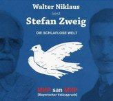 Walter Niklaus liest Stefan Zweig, Audio-CD