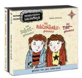 Detektivbüro LasseMaja Box - Das Schulgeheimnis/ Das Bibliotheksgeheimnis/ Das Tiergeheimnis, 3 Audio-CDs