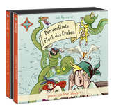 Der verflixte Fluch des Kraken, 3 Audio-CDs