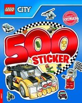 LEGO City 500 Sticker. Bd.2