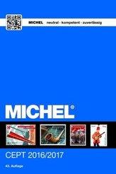 MICHEL-Katalog CEPT 2016/2017