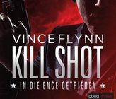 Kill Shot - In die Enge getrieben, 8 Audio-CDs