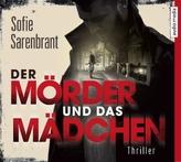 Der Mörder und das Mädchen, 5 Audio-CDs