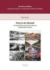 Party in der Altstadt