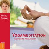 Yogameditation, Audio-CD