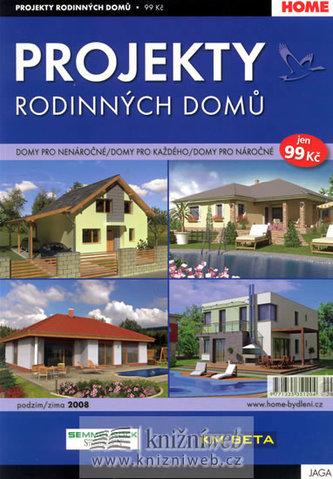 Projekty rodinných domů 2/2008