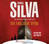 Der englische Spion, 6 Audio-CDs