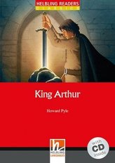 King Arthur, m. Audio-CD