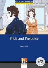 Pride and Prejudice, m. Audio-CD