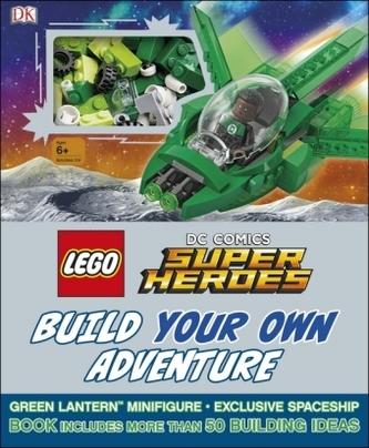 LEGO DC Comics Super Heroes Build Your Own Adventure - Lipkowitz, Daniel
