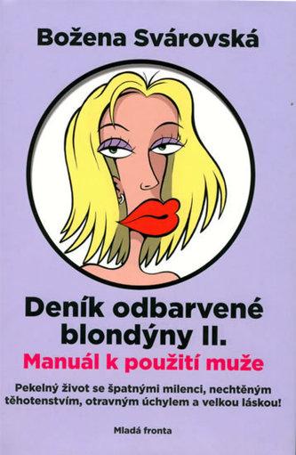Deník odbarvené blondýny II.