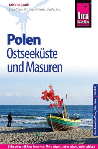 Reise Know-How Reiseführer Polen - Ostseeküste und Masuren