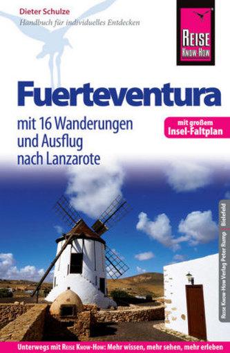 Reise Know-How Reiseführer Fuerteventura