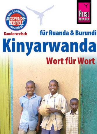 Reise Know-How Sprachführer Kinyarwanda für Ruanda und Burundi - Wort für Wort