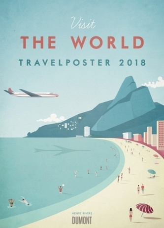 Visit the world. Travelposter 2018