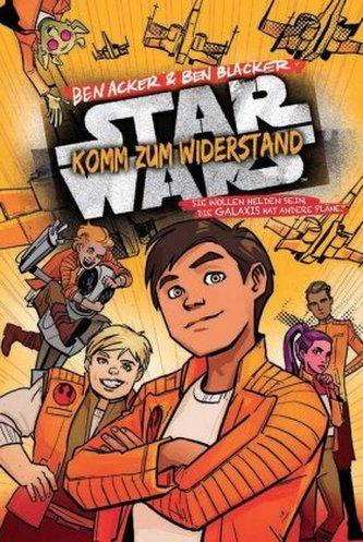 Star Wars: Komm zum Widerstand. Bd.1