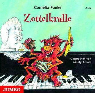 Zottelkralle, 2 Audio-CDs