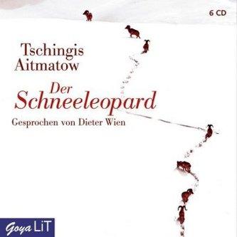 Der Schneeleopard, 6 Audio-CDs