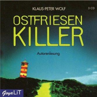 Ostfriesenkiller, 3 Audio-CDs