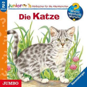 Die Katze, Audio-CD