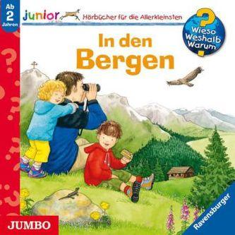 In den Bergen, Audio-CD