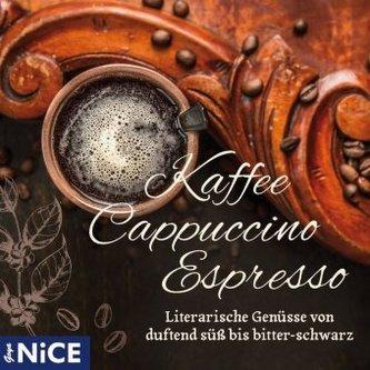 Kaffee, Cappuccino, Espresso, Audio-CD