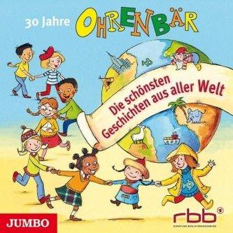 30 Jahre Ohrenbär, 1 Audio-CD