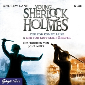 Young Sherlock Holmes, 6 Audio-CDs