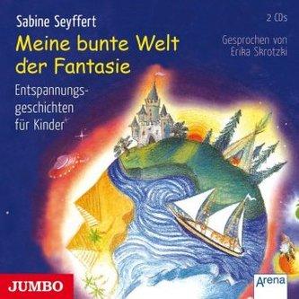 Meine bunte Welt der Fantasie 1-2, 2 Audio-CDs