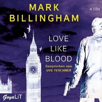 Love like Blood, 4 Audio-CD