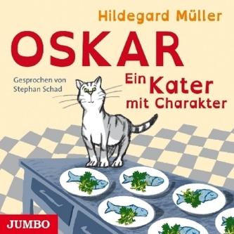 Oskar - Ein Kater mit Charakter, 1 Audio-CD