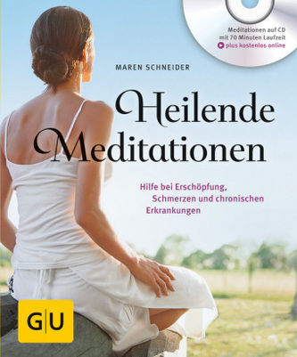Heilende Meditationen, m. Audio-CD