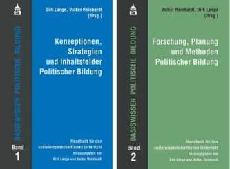 Basiswissen Politische Bildung, 2 Bde.. Bd.1+2