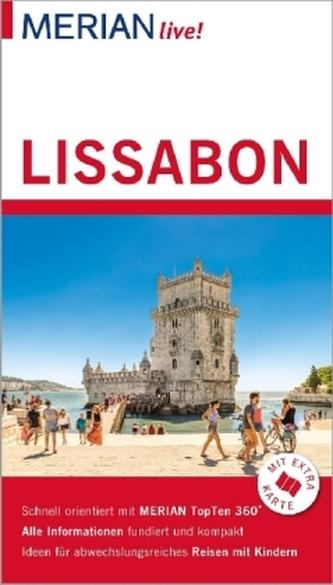 MERIAN live! Reiseführer Lissabon