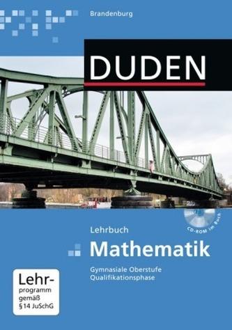 Duden Mathematik - Gymnasiale Oberstufe, Qualifikationsphase Brandenburg, m. CD-ROM
