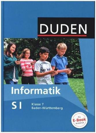 Duden Informatik Sekundarstufe I, Aufbaukurs Baden Württemberg