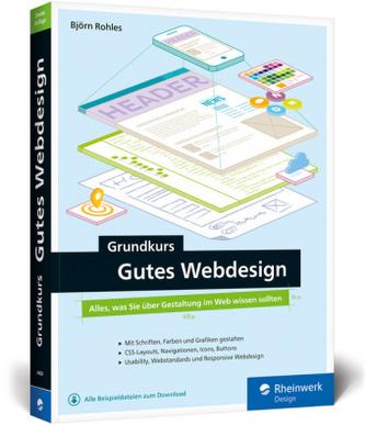Grundkurs Gutes Webdesign