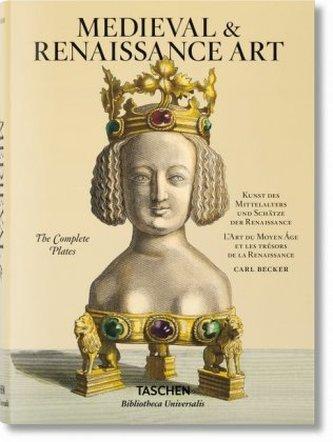 Medieval & Renaissance Art. Kunst des Mittelalters und Schätze der Renaissance