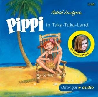 Pippi in Taka-Tuka-Land, 2 Audio-CDs