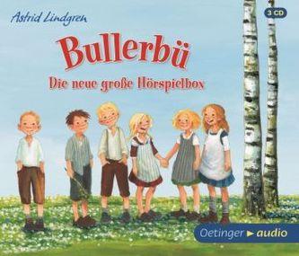 Bullerbü - Die neue große Hörspielbox, 3 Audio-CDs